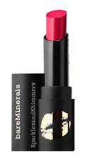 bareMinerals Mini STATEMENT LUXE SHINE Lipstick Matte Vivid Red ALPHA 1.3g