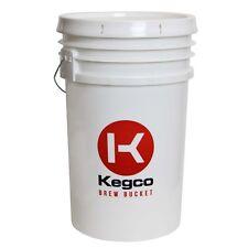 Kegco 6.5 Gallon Homebrew Beer Fermentation Bucket