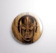 Metropolis -  Pinbacks Badge Button 25mm 1''