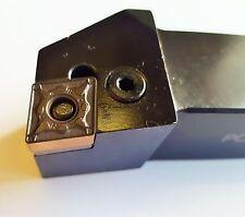 Halter PCLNR 2525 M12 incl. 10 Platten CNMG 120 408 für Stahl TOP SET !!!