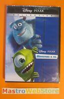 MONSTERS & CO. - 2001 - DISNEY PIXAR - DVD nuovo sigillato [dv70]