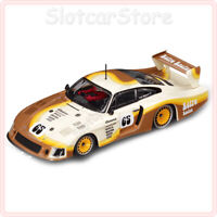 "Carrera Evolution 27348 Porsche 935/78 ""Moby Dick Clubmodell 2010"" Limited 1:32"