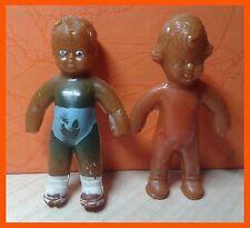 """Boy And Girl Rubber Rare Ex Yugoslavia 2.5"""""""