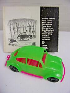 1967 Volkswagen Dealer Comic Book & Promo Car for Children