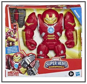 Marvel Super Hero Adventures Mega Mighties Hulkbuster 30cm Figure