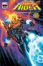 SDCC 2018 Exclusive Cosmic Ghost Rider #1 J. Scott Campbell Glow Variant Cover