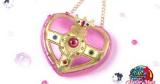 Sailor Moon 25th Anniversary Collectible Purse Pouch Makeup Cosplay Everyday NEW