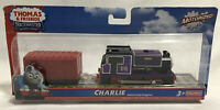Thomas & Friends CHARLIE TrackMaster Motorized Train & Car Fisher Price