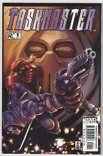 TASKMASTER #1-4 Deadpool Avengers Villain COMPLETE NM- (9.2) SET