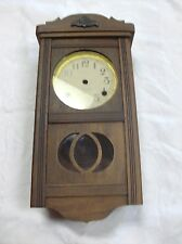 Seikosha Wall clock Case. Parts or Repair (Case Only)