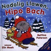 (Good)-Nadolig Llawen, Hipo Bach (Paperback)-Paterson, Bettina-1843230151