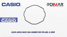 CASIO JUNTA/ BACK SEAL RUBBER, PARA STR-600, G-2800