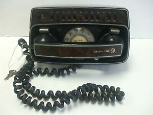 Vintage Bell System Western Electric KS-21466 Control Unit Rotary Car Telephone