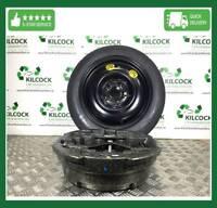 2013 Kia Ceed Rechange Roue 52910-1H900 T125/80 D15 CM Maxxis & Kit 09149-A2000