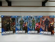 GI Joe Classified Flint, Lady Jaye, Zartan, & Cobra Infantry 4 Figure Sealed Lot