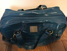 Fiorelli Blue Holiday Weekend Travel Bag Suitcase Designer Large Cross Body XL
