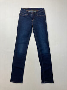 LEVI'S MID RISE SLIM Jeans - W26 L30 - Great Condition - Women's