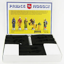 Prince August Hobby Casting Crusades Saladin Chess Sets moulds molds PA712