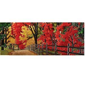 Benaya Autumn Splendour Rectangular Tile BAC520687