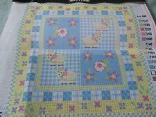 "NOS DMC Needlepoint Tapestry Canvas 23/"" X 29.5/"" Nouvelle Tapisserie Songbird"