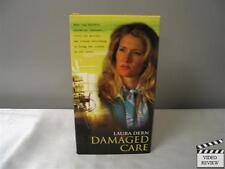 Damaged Care (VHS, 2002) Laura Dern James Legros Adam Arkin Regina King