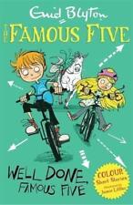 Well Done, Famous Five von Enid Blyton (2014, Taschenbuch)