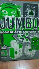vintage 1967 JUMBO BOOK OF ARTS AND CRAFTS