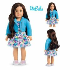 AMERICAN GIRL TRULY ME 55 Doll Light Skin, Dark Brown Hair and Hazel Eyes