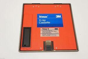 3M Trimax 8 Cassette Radiographic Film Aluminum 24x24cm