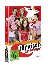 """TÜRKISCH FÜR ANFÄNGER """"STAFFEL 3"""" 3 DVD TV SERIE NEU"""