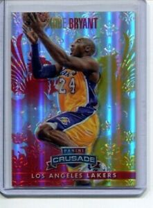 2013-14  Panini Crusade Red Prizm Refractor #d/349 - Compete Your Set - You Pick