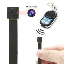 DIY 1080P Mini Kamera Verstecke Video Recorder Spion VideoÜberwarung Spycam
