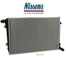 For VW MK5 Jetta TDI BRM 05-06 w/ Automatic Trans NISSENS Radiator 650x439mm