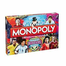 World Football Stars Monopoly