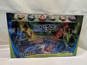 beyblade burst turbo battle league