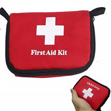 Travel First Aid Kit Car First Aid Bag Home Emergency Medical Rescue Pouch