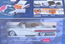 1/18  1958 Buick convertible, Wells Fargo