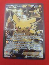 Pokemon Karte Pikachu Ex Boosterfrisch