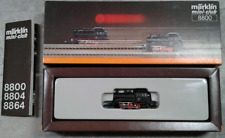 Marklin Z 8800 0-6-0 BR 89 006 Steam Loco DB (Tested) NIB