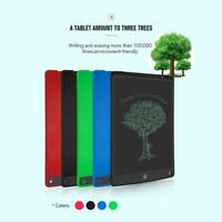 """Electronic Digital LCD Writing Pad Tablet Drawing Graphics Board Notepad 5-12"""""""