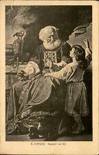 Judaica 1900s Jewish, Shmuel, postcard very Rare #76A3