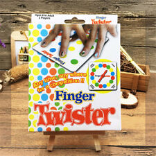 English Finger Twister Games Finger Family Fun Board Game KidsChildren