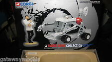 CORGI CLASSICS JAMES BOND 007 MOON BUGGY DIAMONDS ARE FOREVER + FIGURE 65201