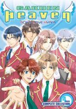 Gakuen Heaven: Complete [New DVD] Dubbed, Subtitled, Widescreen