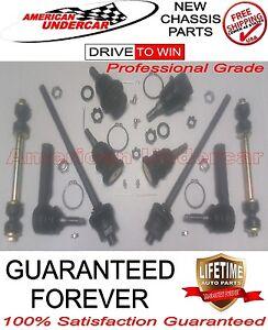 LIFETIME Ball Joint Tie Rod Rebuild Kit for Chevrolet GMC Hummer 4x4 99 - 07