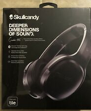 Skullcandy Crusher ANC Wireless Over the Ear Headphone Black S6CPW-M448 BrandNew
