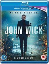 JOHN WICK - BLU RAY - NEW / SEALED  - UK STOCK