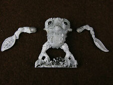CTHULHU RPG , MONSTERS & DEMONS RANGE,LESSER GOD,FISH/SQUID DEMON,UNDERCOATED