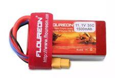 3S 11.1V 1500mAh 35C LiPo Battery XT60 Plug for RC Car Truck Airplane UAV Drone