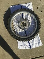 2004 Crf250r Front Wheel